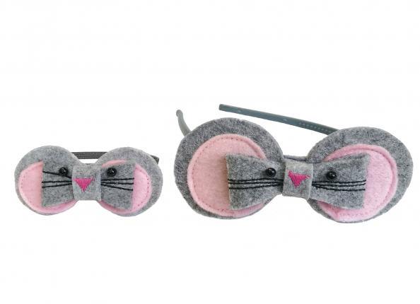 HAIR ACCESSORIES - MOUSE