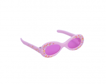 PINK SUNGLASSES FOR DOLL