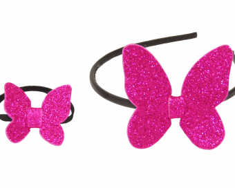 HAIR ACCESSORIES -  BUTTERFLY