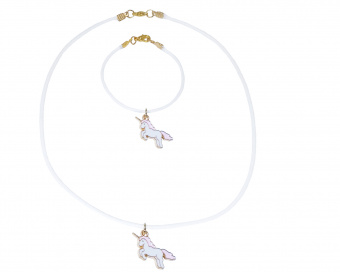 JEWELLERY WITH UNICORN