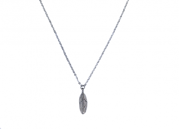 JEWELLERY WITH PENDANT FOR MOTHER  - SILVER