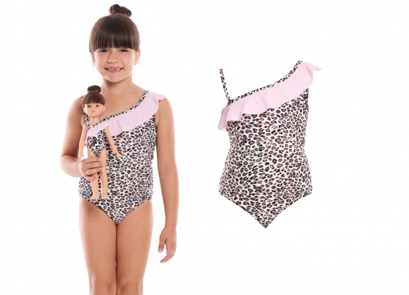 SWIMSUIT - PINK PANTHER